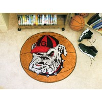 University of Georgia Basketball Rug