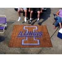 University of Illinois Tailgater Rug
