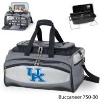 University of Kentucky Printed Buccaneer Cooler Grey/Black