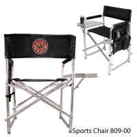 Louisiana University Lafayette Printed Sports Chair Black