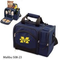 University of Michigan Printed Malibu Picnic Pack Navy