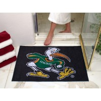 University of Miami All-Star Rug