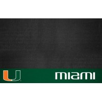 University of Miami Grill Mat 26x42