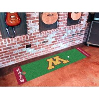 University of Minnesota Golf Putting Green Mat