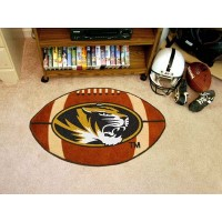 University of Missouri Football Rug