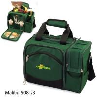 University of Oregon Embroidered Malibu Picnic Pack Hunter Green