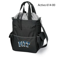 University of Pittsburgh Printed Activo Tote Black