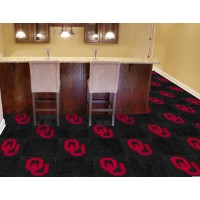 University of Oklahoma Carpet Tiles