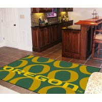 University of Oregon  5 x 8 Rug