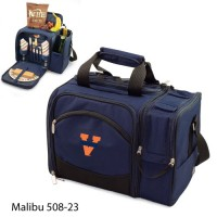 University of Virginia Embroidered Malibu Picnic Pack Navy