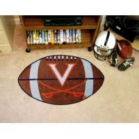 University of Virginia Football Rug