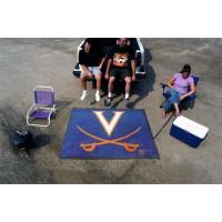 University of Virginia Tailgater Rug