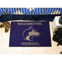 University of Washington Starter Rug