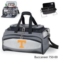 Tennessee University Knoxville Printed Buccaneer Cooler Grey/Black