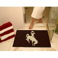 University of Wyoming All-Star Rug