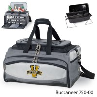 Vanderbilt University Printed Buccaneer Cooler Grey/Black