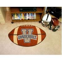 Vanderbilt University Football Rug