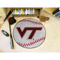 Virginia Tech Baseball Rug