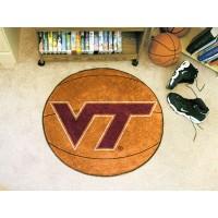 Virginia Tech Basketball Rug