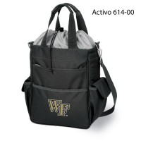 Wake Forest University Printed Activo Tote Black