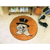 Wake Forest University Basketball Rug