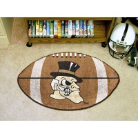 Wake Forest University Football Rug