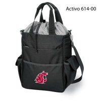Washington State Printed Activo Tote Black