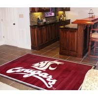 Washington State University  5 x 8 Rug