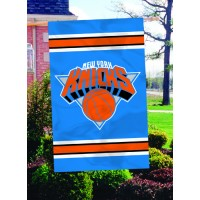 AFKNI New York Knicks 44x28 Applique Banner