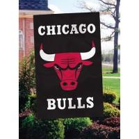 AFBUL Chicago Bulls 44x28 Applique Banner