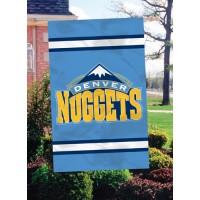 AFNUG Denver Nuggets 44x28 Applique Banner