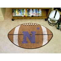 US Naval Academy Football Rug