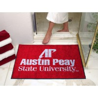 Austin Peay State University All-Star Rug