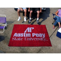 Austin Peay State University Tailgater Rug