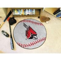 Ball State University Baseball Rug