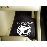 Cal State - Chico 2 Piece Front Car Mats