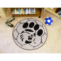 Cal State - Chico Soccer Ball Rug