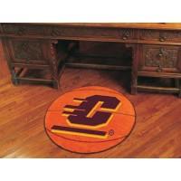 Central Michigan University Basketball Rug