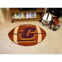 Central Michigan University Football Rug