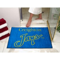 Creighton University All-Star Rug