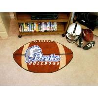 Drake University Football Rug