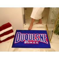 Duquesne University All-Star Rug