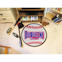 Duquesne University Baseball Rug