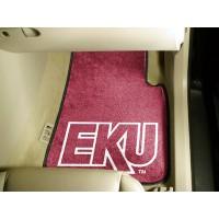 Eastern Kentucky University 2 Piece Front Car Mats