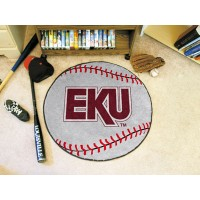 Eastern Kentucky University Baseball Rug
