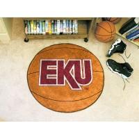 Eastern Kentucky University Basketball Rug
