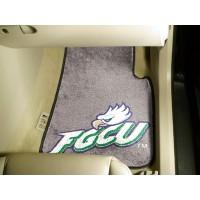 Florida Gulf Coast University 2 Piece Front Car Mats