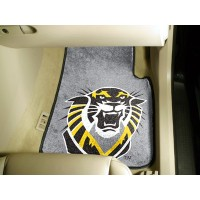 Fort Hays State University 2 Piece Front Car Mats