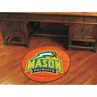 George Mason University Basketball Rug