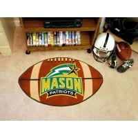George Mason University Football Rug